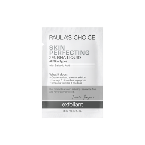 Paula's Choice | SKIN PERFECTING 2% BHA Liquid - Sachet Size 1.5ml