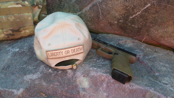 Tactical Patch Hats - Solid Colors