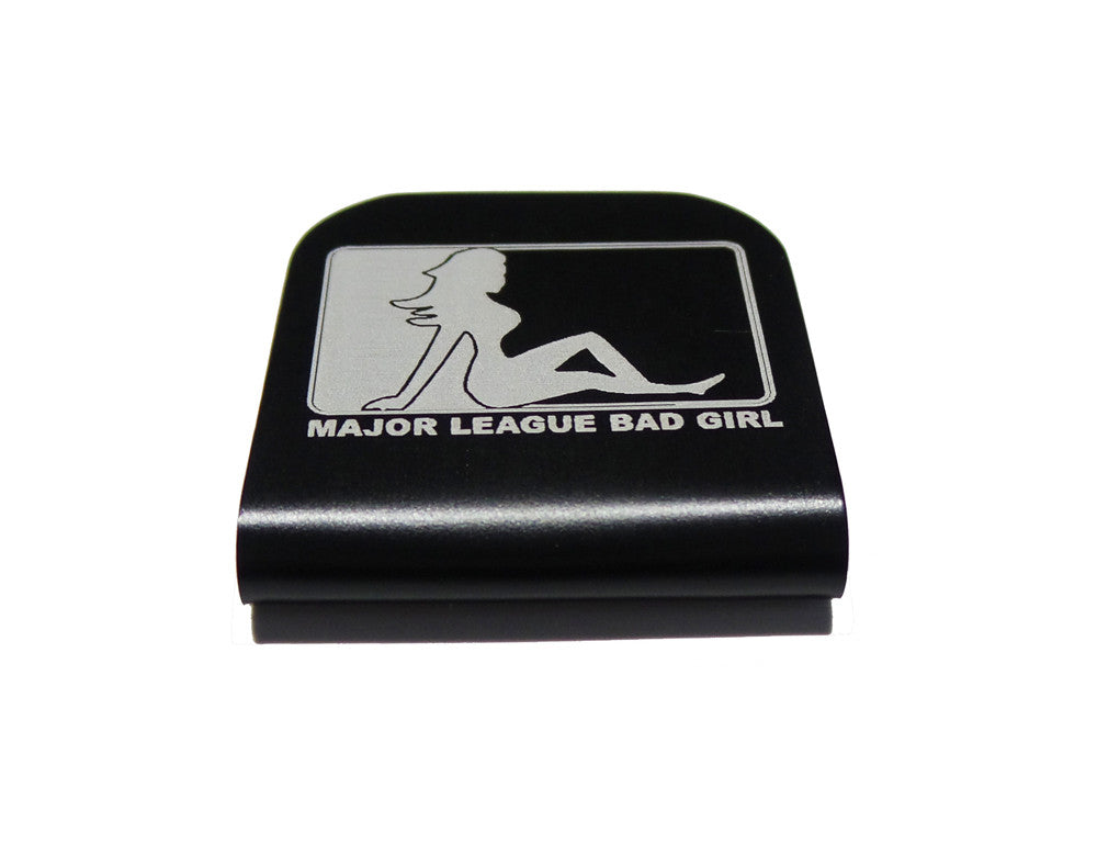 Major League Bad Girl Hat Clip