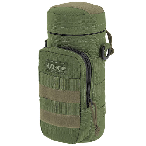 "10"" x 4"" Bottle Holder OD Green"