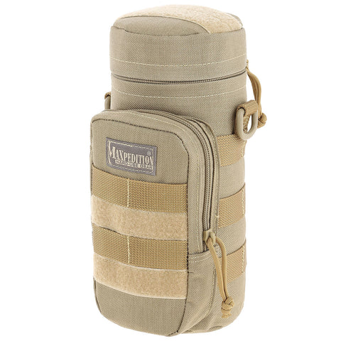 "10"" x 4"" Bottle Holder Khaki"