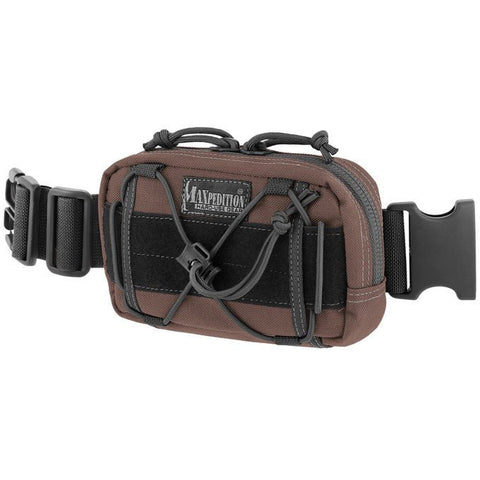 JANUS EXTENSION POCKET (Dark Brown)