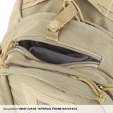 Zafar™ Internal Frame Backpack Khaki