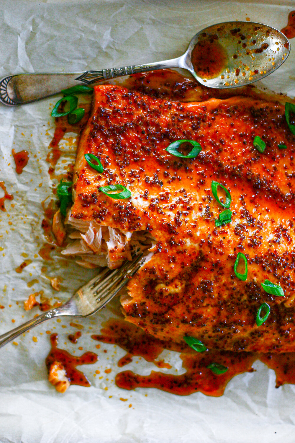 Cory Walby - MAPLE CHIPOTLE SALMON