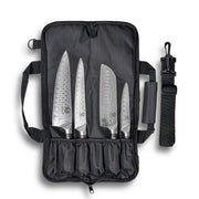 Professional 6 Pocket Knife Roll