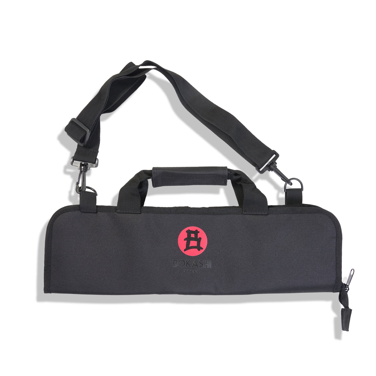 Bokashi Steel Professional 6 Pocket Knife Roll Bag