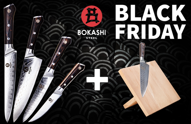 BLACK FRIDAY SPECIAL - $100 OFF Bokashi Kasai 4 Piece Set + FREE Jishaku Magnetic Block