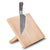 Jishaku Magnetic Wooden Knife Block Holder