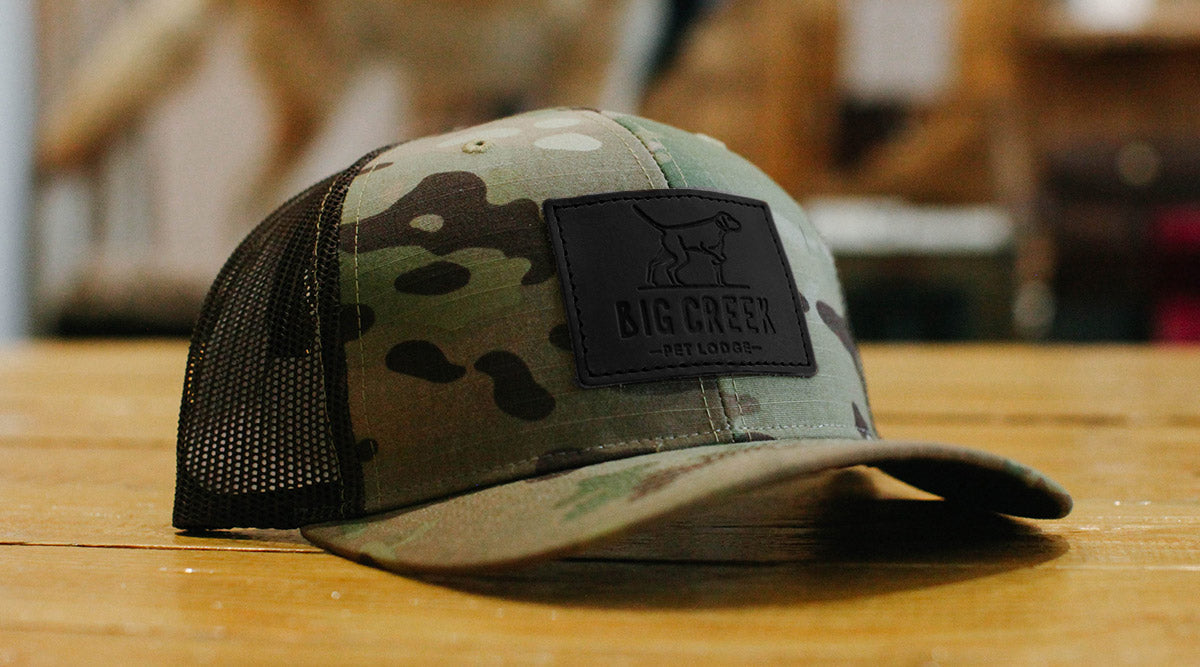 Custom Hat Patch and Sewing