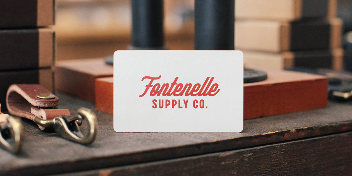 Fontenelle Gift Card