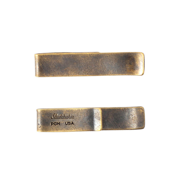 Money Clip | Brass