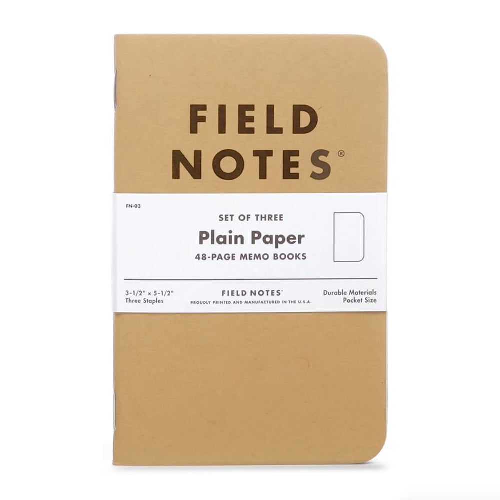 Original Kraft - Plain Paper