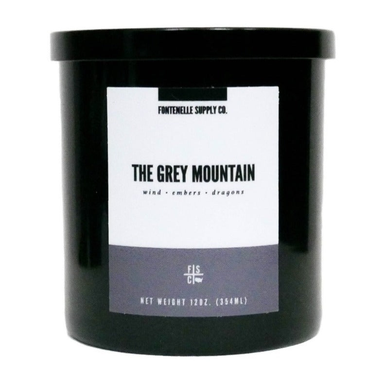 The Grey Mountain