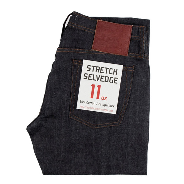 UB222 Tapered Stretch Denim