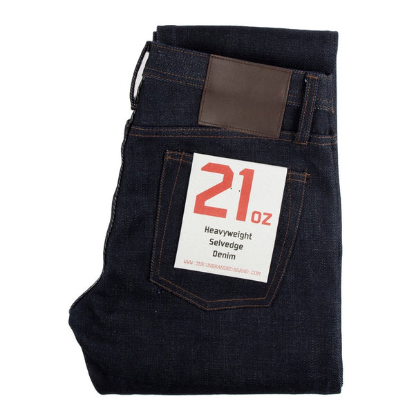 UB221 Tapered 21 oz Denim