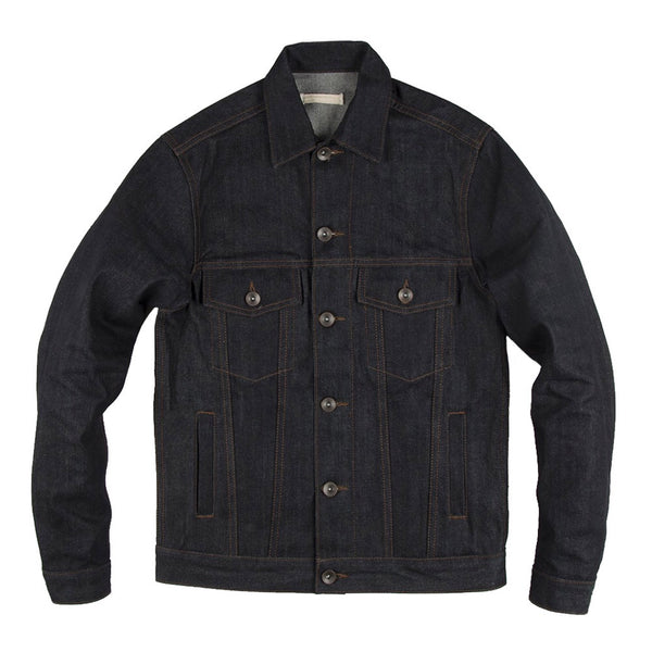 UB901 14.5oz Indigo Denim Jacket