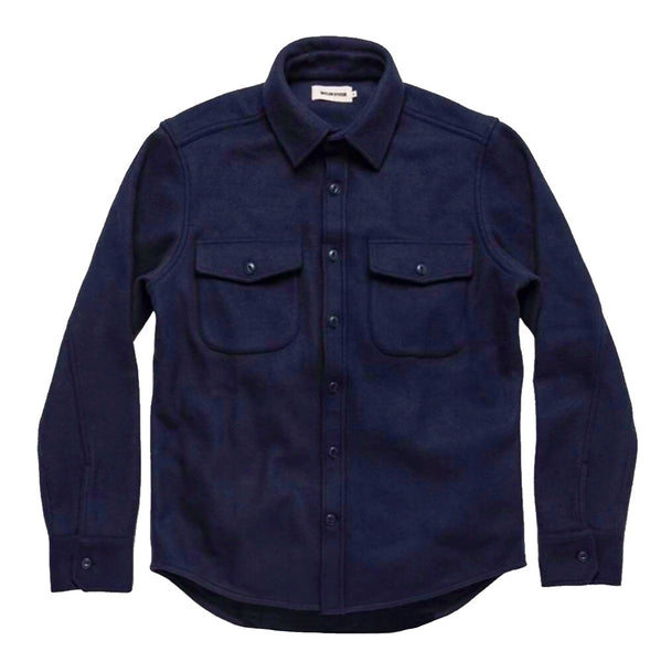 The Maritime Shirt Jacket