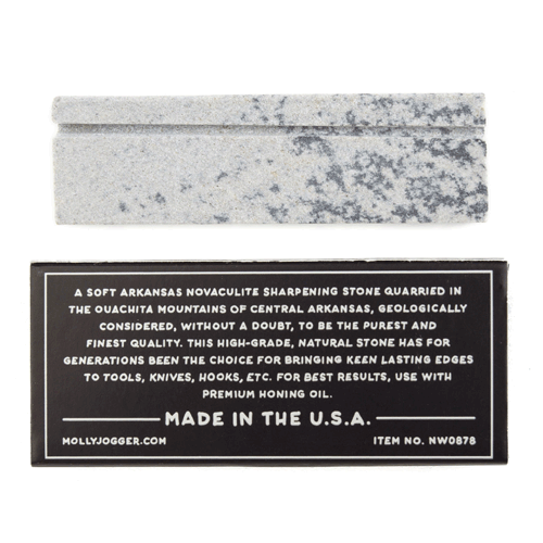 Mollyjogger Knife Sharpening Stone