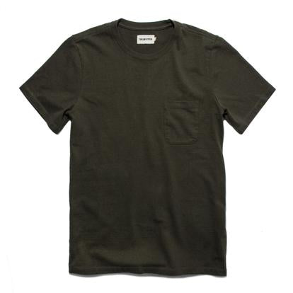 The Heavy Bag Tee - Cypress