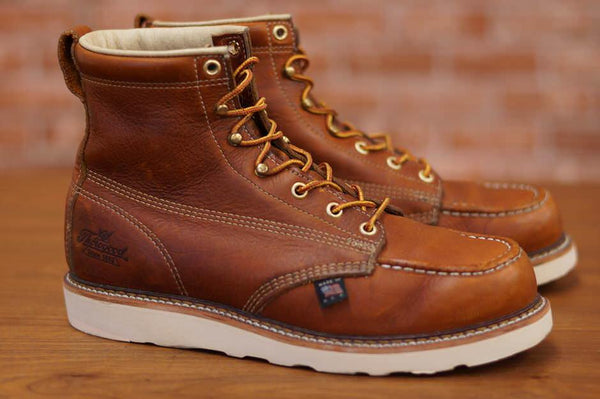 "6"" Moc Toe Work Boot"