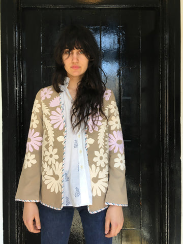 Alix of Bohemia Tawny Jacket - FAIRLIGHT NYC