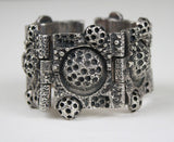 KC Vintage Brutalist Cuff - FAIRLIGHT NYC