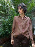 Louis Feraud Contaire Silk Blouse