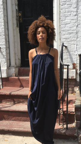 Delphine Goddess Dress - FAIRLIGHT NYC