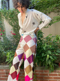 Alix of Bohemia Ziggy Patchwork Pants