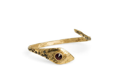 Mercurial Serpent King Cuff - FAIRLIGHT NYC
