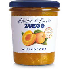 ZUEGG APRICOT JAM