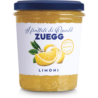 ZUEGG LEMON JAM
