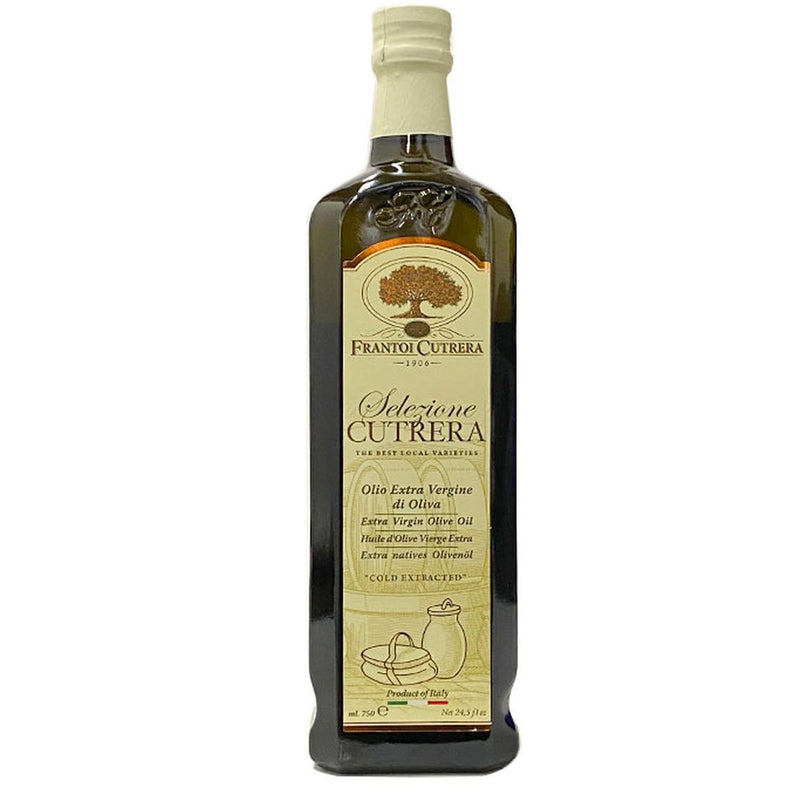 Frantoi Cutrera Extra Virgin Olive Oil (EVOO) New Harvest 750ml