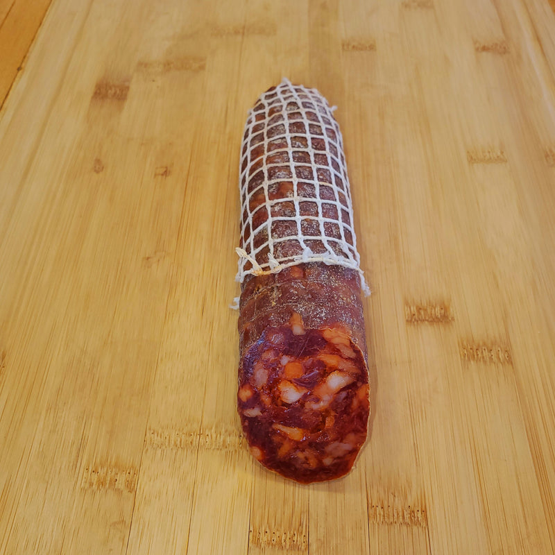 Hot Berkshire Salami
