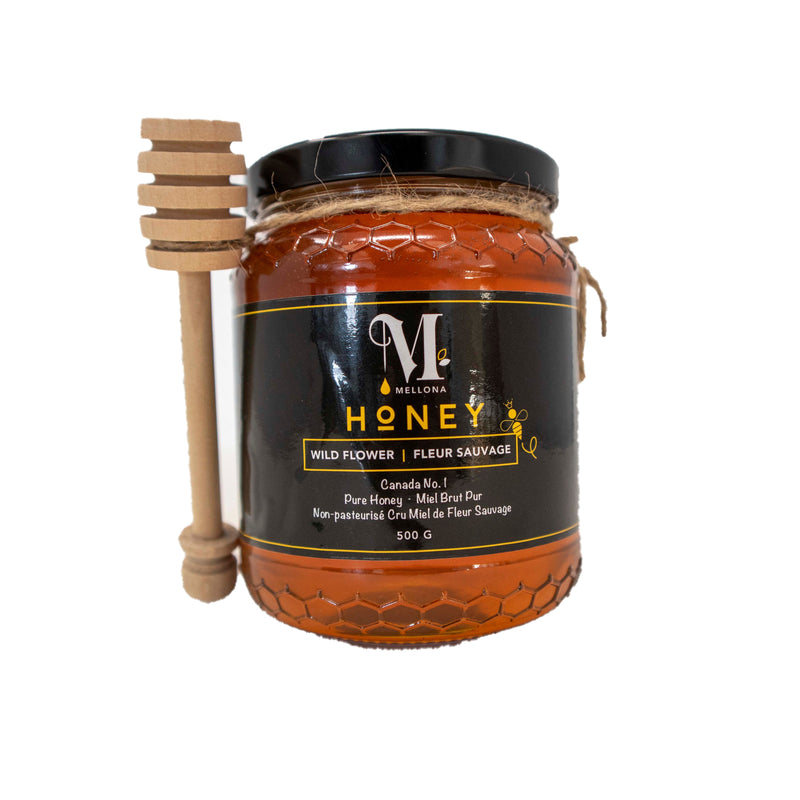 ONTARIO WILDFLOWER HONEY