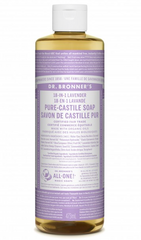 Dr. Bronner's 18-IN-1 PURE CASTILE LIQUID SOAP LAVENDER
