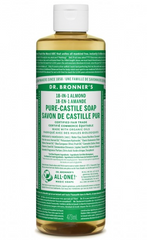 Dr. Bronner's 18-IN-1 PURE CASTILE LIQUID SOAP ALMOND