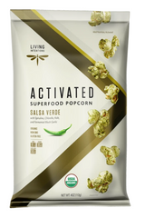 Activated Superfood Popcorn