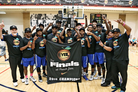 The Georgia Stars, lead by Udoka Azubuike and Wendell Carter, took the Peach Jam crown in 2015.