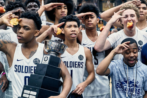 The Oakland Soldiers got hot at just the right time to emerge as the last team standing after Peach Jam 2017.