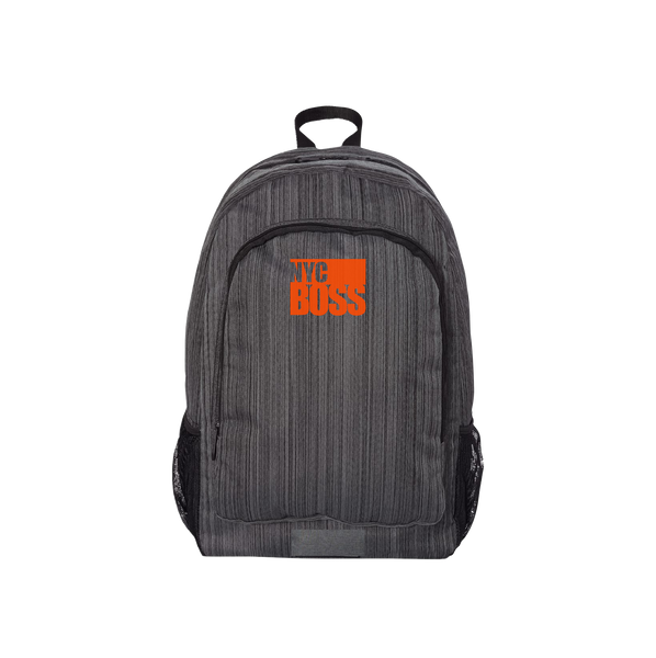NYCBOSS Uniform Canvas Backpack