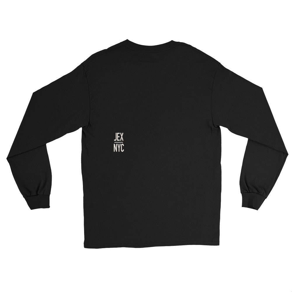 JEX|NYC OHIO Black Long T