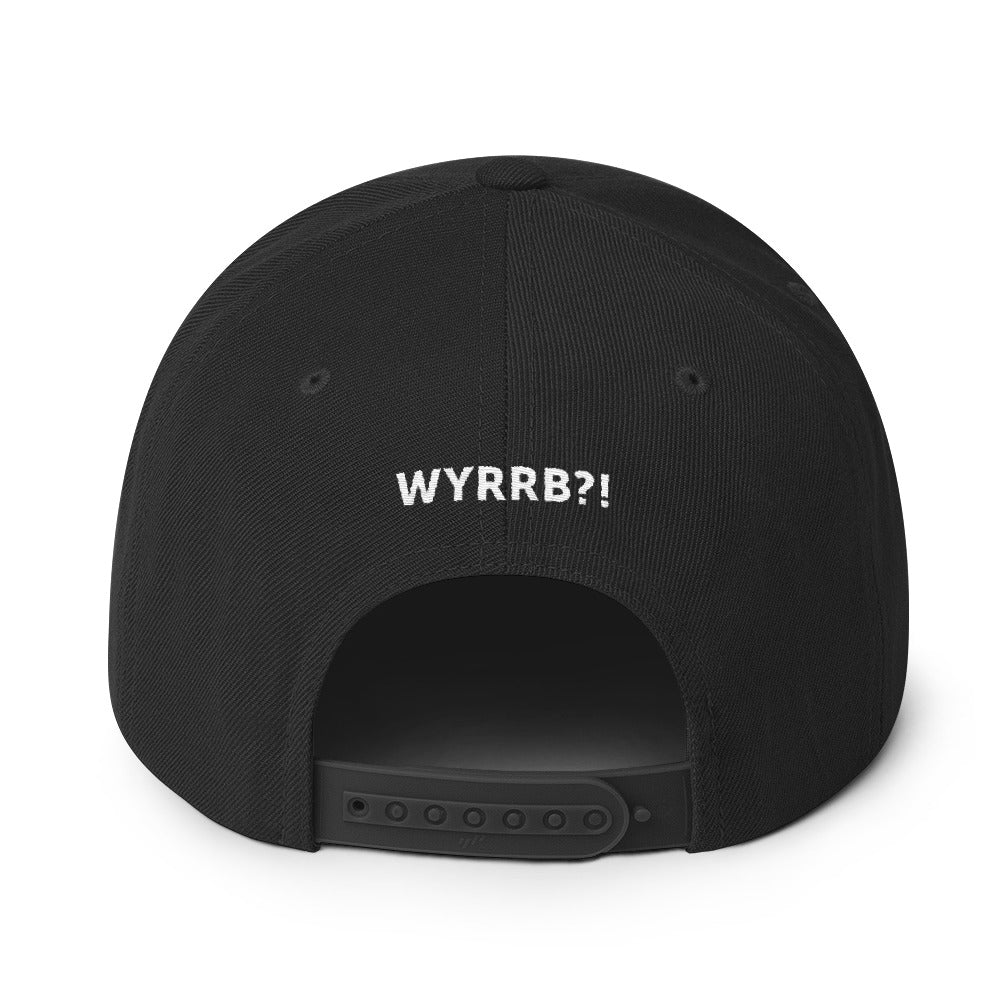 WYRRB?! Double Exclamation Snapback Hat