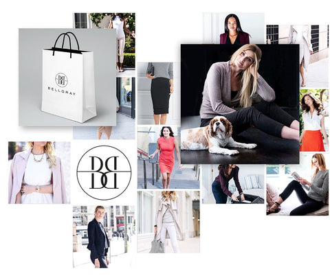 Accessories. Basics. Coordination. The ABCs of launching a new fashion brand.
