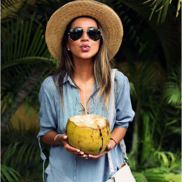 Casual-Cool Looks for a Beachy Vacation