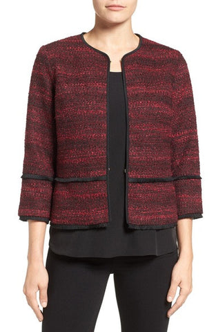 Nalia Collarless Jacket