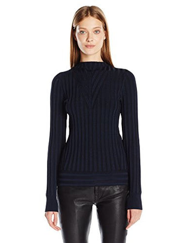 Page Mock Neck Sweater