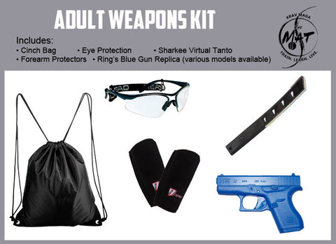 Adult Weapons Kit