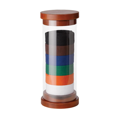 Cylinder Belt Display