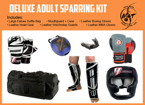 Adult Deluxe Sparring Kit